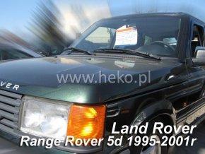 Ofuky oken Land Rover Range Rover II 5D 1994-2002 přední