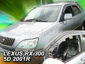 Ofuky oken Lexus RX 300 5D USA 2009- přední