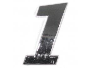 Znak 1 samolepící PLASTIC