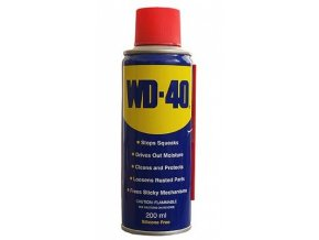 WD 40 - Univerzální mazivo 200 ml