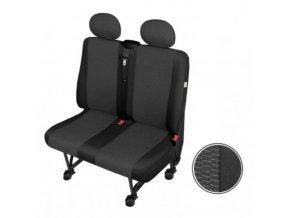 Autopotahy Ares DV2 L Airbag - dodávka