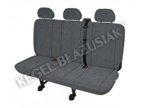 Autopotahy Elegance DV3 Airbag - dodávka