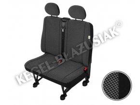 Autopotahy Scotland DV2 L Airbag - dodávka
