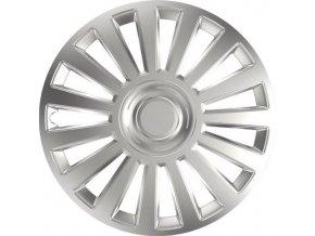 Kryty kol - poklice LUXURY Silver R15