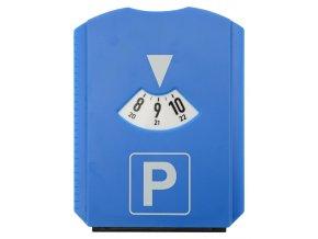Parkovací hodiny s měřičem dezénu