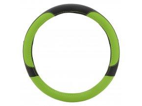 Potah volantu COLOR LINE zelený
