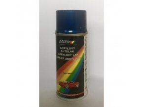 skoda modra race metaliza 150ml