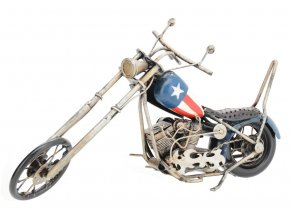 Model CHOPPER (dekorace)
