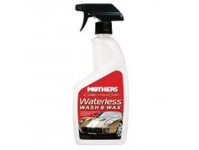 Mothers California Gold Waterless Wash & Wax mycí a leštící přípravek bez použití vody, 710 ml