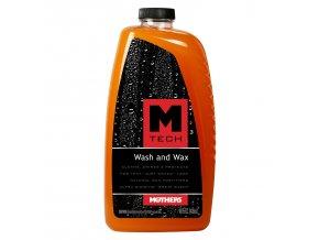 Mothers M Tech Wash&Wax autošampon s voskem, 1,42 l