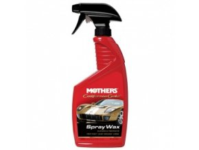 Mothers California Gold Spray Wax rychlý vosk, 710 ml