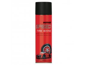Mothers Speed Tire Shine lesk na pneu, sprej 444 ml