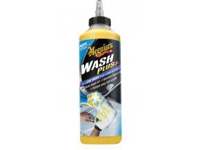 Meguiar's Car Wash Plus+ revoluční, vysoce koncentrovaný šampon na odolné nečistoty, 709 ml