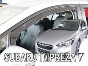 Ofuky oken Heko Subaru Impreza 5D 2017- přední
