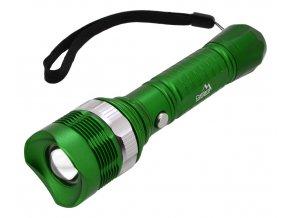 Svítilna ruční LED 150lm ZOOM 3 funkce