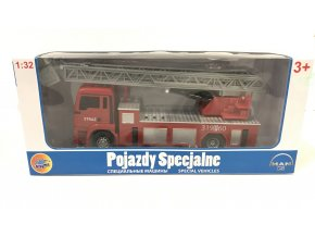 man hasiči