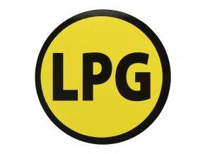 Samolepka LPG (70 mm)