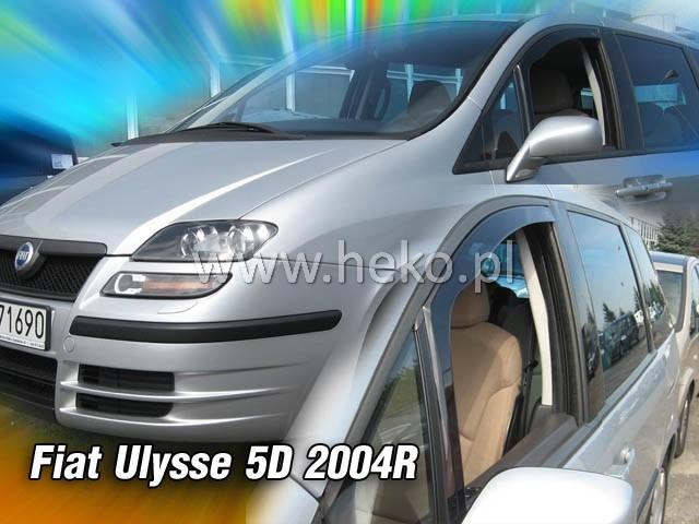 Ofuky oken Heko Fiat Ulysee 5D 2003- 2007 přední