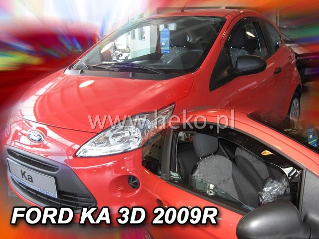 Ofuky oken Heko Ford Ka 3D 2009- přední