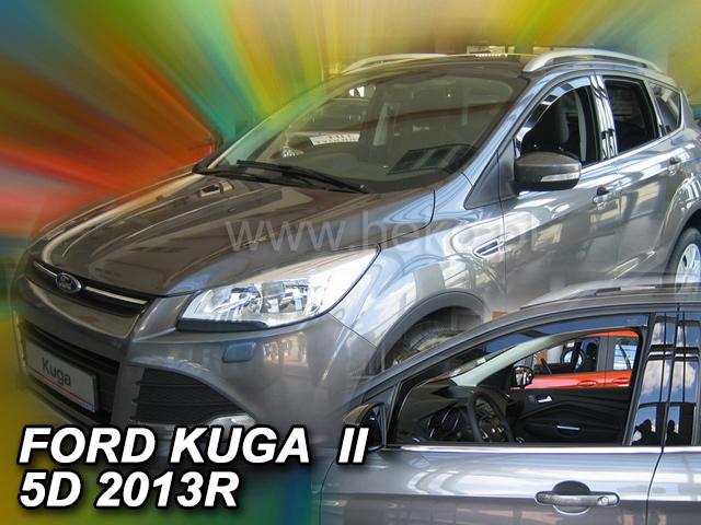 Ofuky oken Heko Ford Kuga 5D 2013- přední