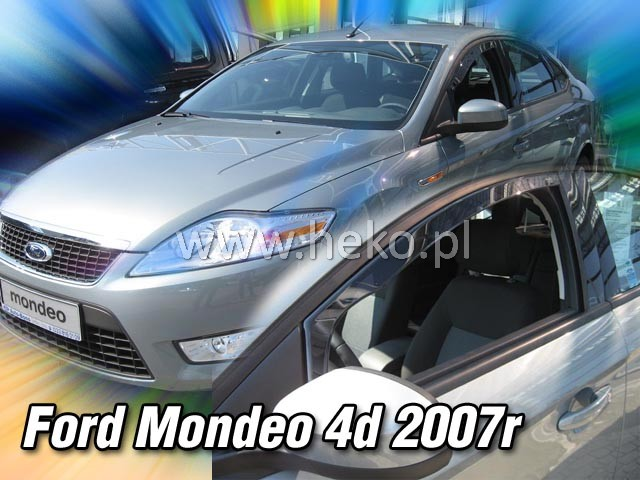 Ofuky oken Heko Ford Mondeo 5D 2007- přední