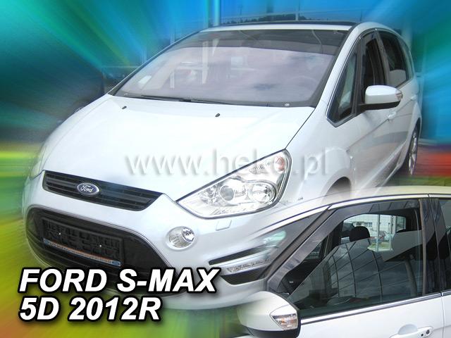 Ofuky oken Heko Ford S-Max 5D 2010- přední