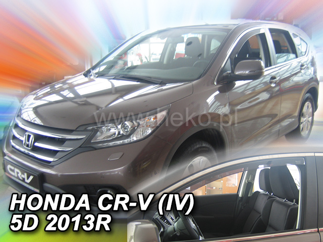Ofuky oken Heko Honda CR-V 5D 2012- přední