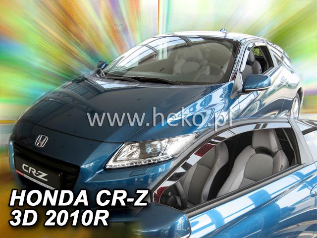 Ofuky oken Heko Honda CR-Z 3D 2010- přední