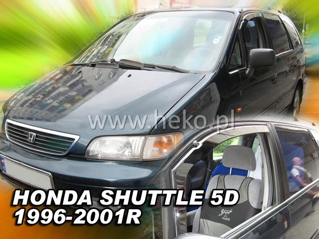 Ofuky oken Heko Honda Shuttle 5D 1996-2001 přední