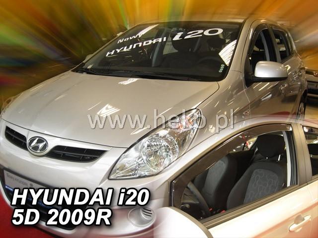 Ofuky oken Heko Hyundai i20 5D 2009- přední
