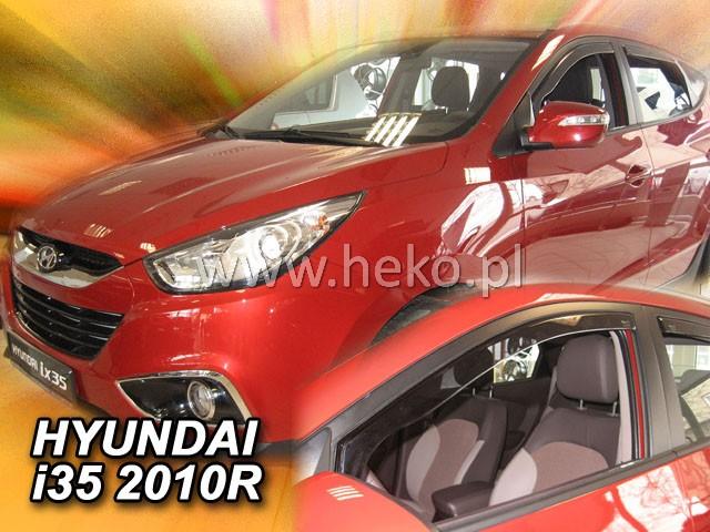 Ofuky oken Heko Hyundai iX35 5D 2010- přední