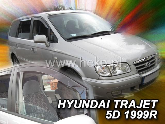 Ofuky oken Heko Hyundai Trajet 1999-2007 přední