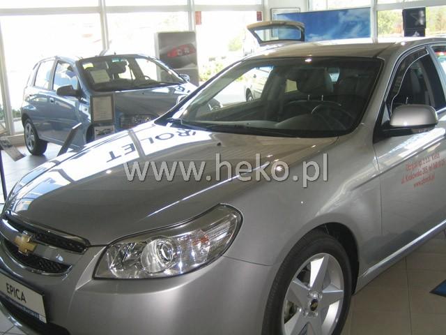 Ofuky oken Heko Chevrolet Epica 4D sedan 2006- přední