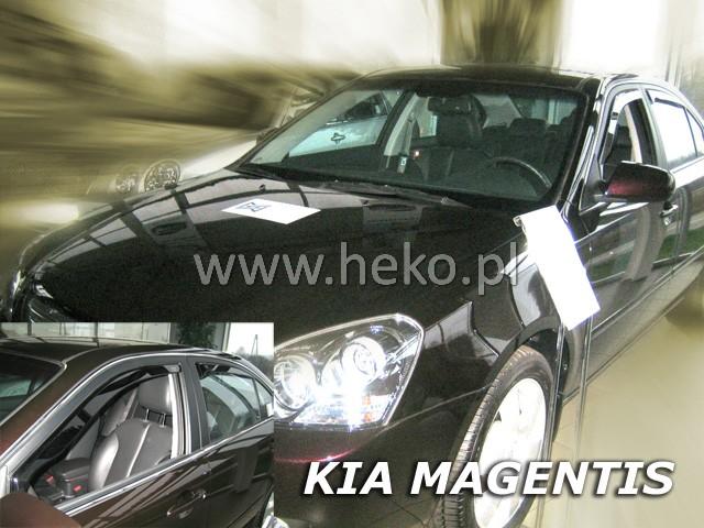 Ofuky oken Heko Kia Magentis 4D 2006- přední