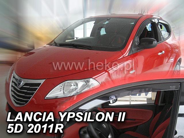 Ofuky oken Heko Lancia Ypsilon II 5D 2011- přední