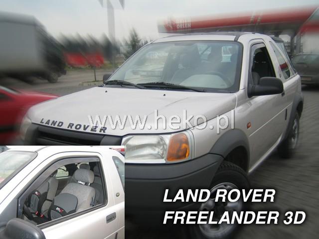 Ofuky oken Heko Land Rover Freelander 3D 1998- přední