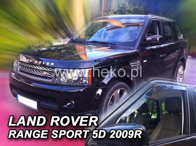 Ofuky oken Land Rover Range Rover Sport 5D 2005- p