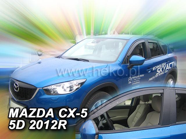Ofuky oken Heko Mazda CX-5 5D 2012- přední