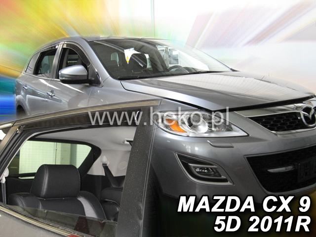 Ofuky oken Heko Mazda CX-9 5D 2007- přední + zadní