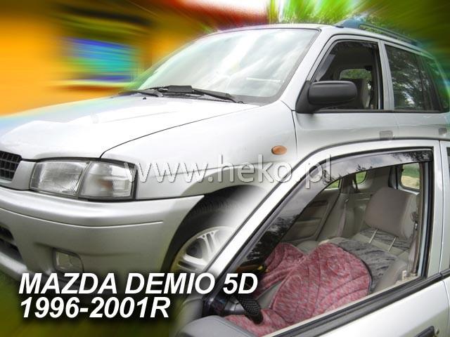 Ofuky oken Heko Mazda Demio 5D 1996-2001 přední