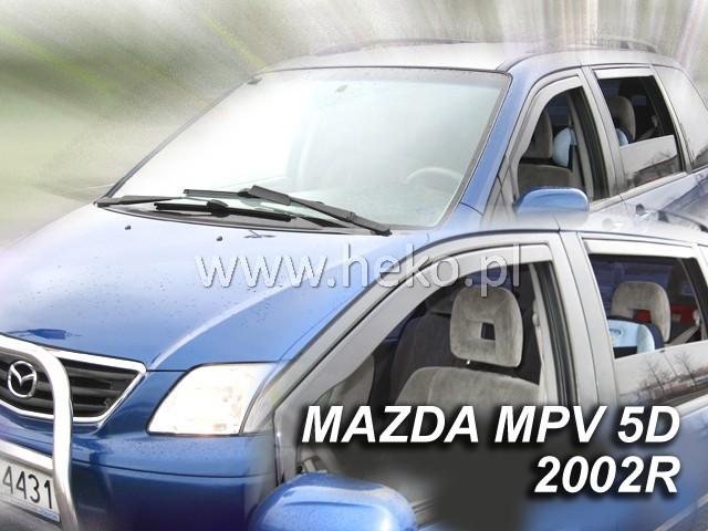 Ofuky oken Heko Mazda MPV 5D 2001- přední