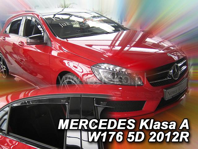 Ofuky oken Mercedes A W176 5D 2012- p