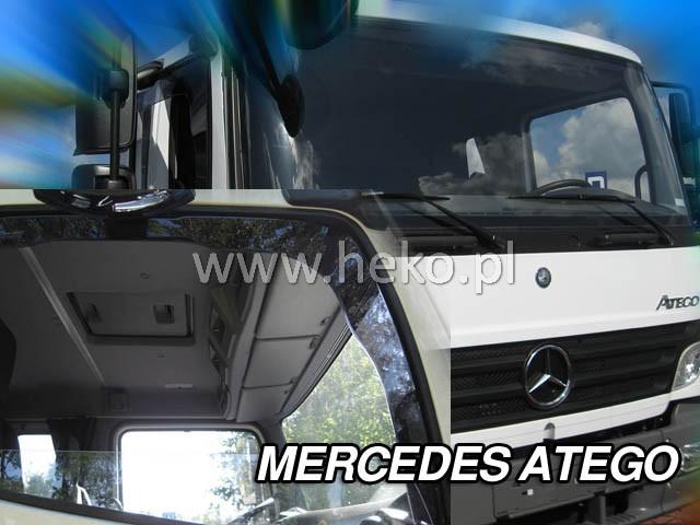 Ofuky oken Mercedes Atego serie 15 p