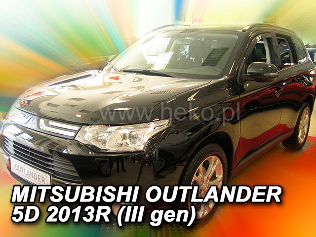 Ofuky oken Heko Mitsubishi Outlander 2013- přední