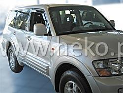 Ofuky oken Heko Mitsubishi Pajero Wagon 5D 2000- přední