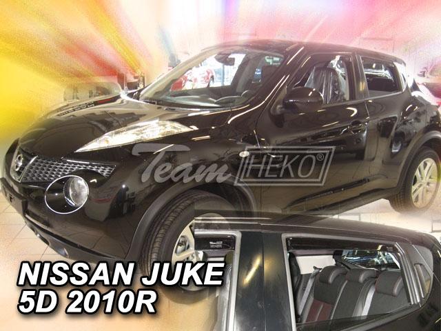 Ofuky oken Nissan Juke 2010- p