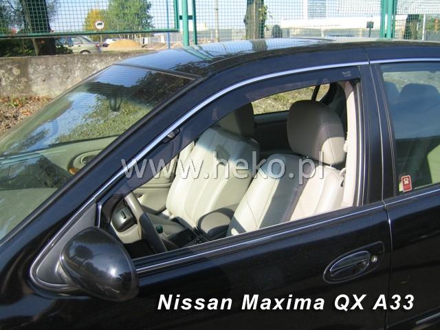 Ofuky oken Heko Nissan Maxima QX A33 4D 2000- přední