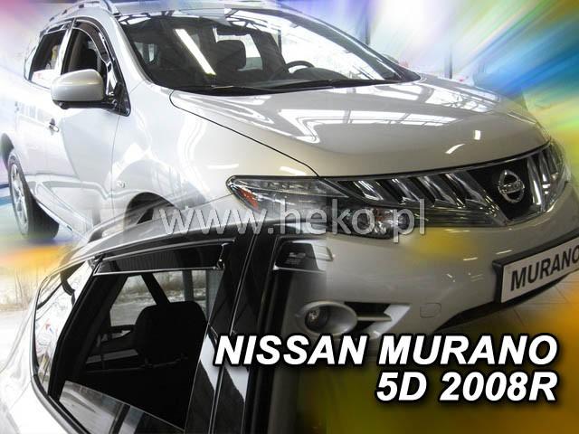 Ofuky oken Nissan Murano 5D 2008- p