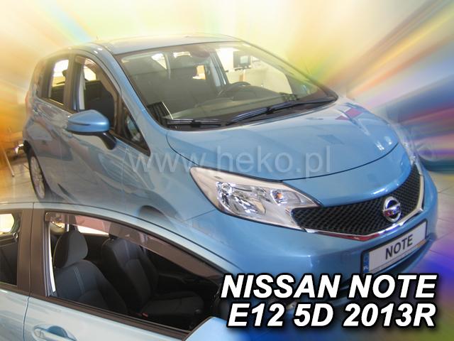 Ofuky oken Nissan Note II E12 5D 13R htb p