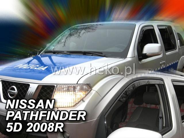 Ofuky oken Nissan Pathfinder 5D 2005- p